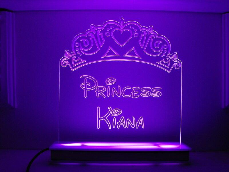 Princess Crown Designer Light
