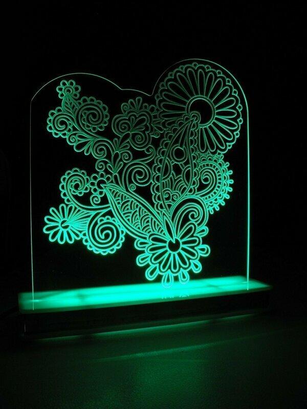 Spring Designer Light