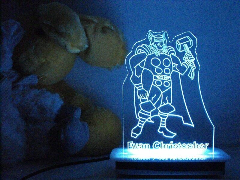 Thor Night Light
