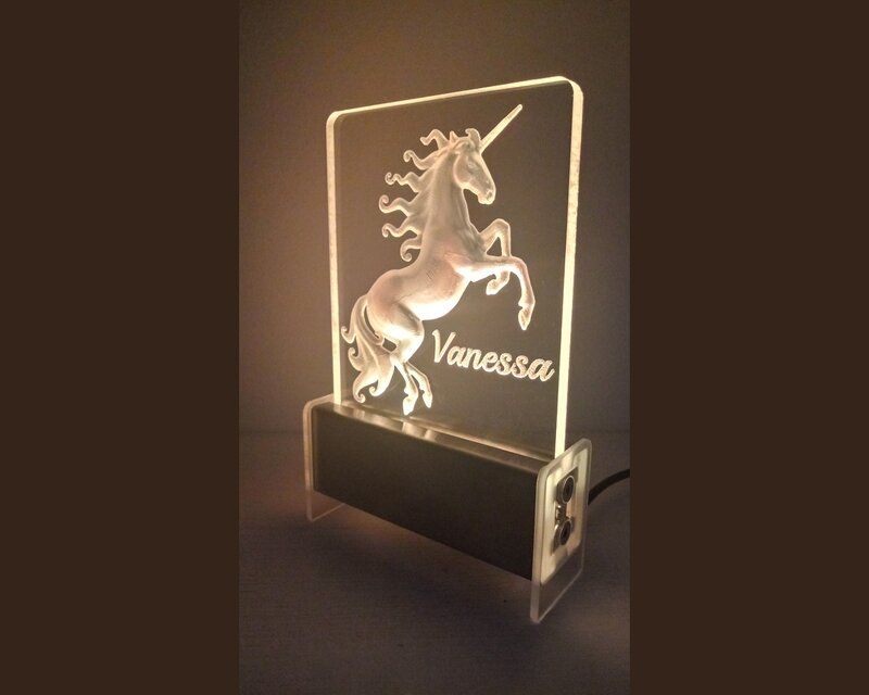 Unicorn QT 3D Light