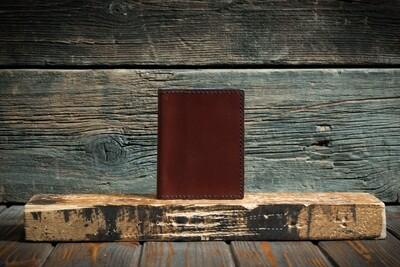 Обложка на паспорт янтарного цвета