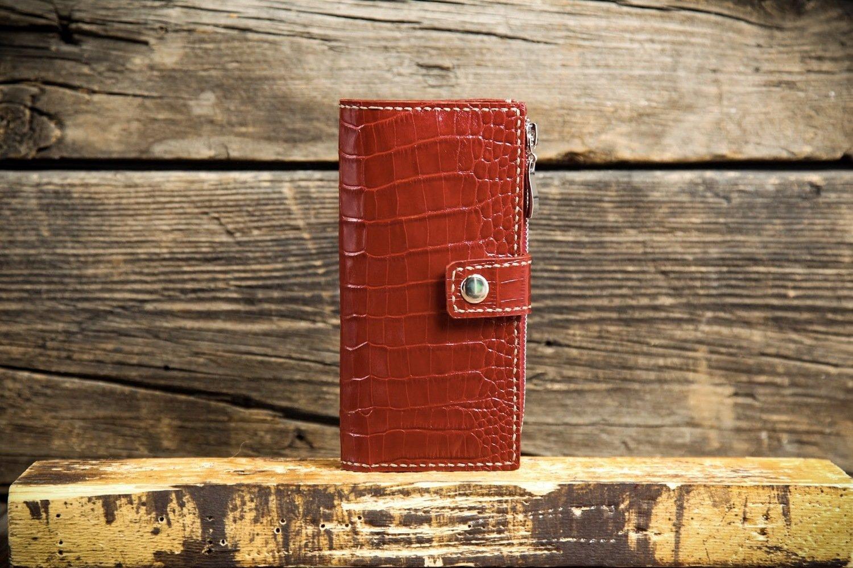 Товар на заказ: Доплата 50% за красный кошелёк
