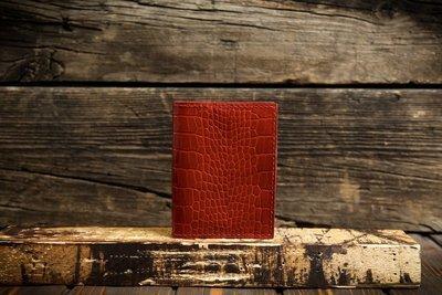 Красная обложка на паспорт