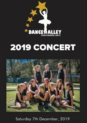 Dance Alley Concert 2019