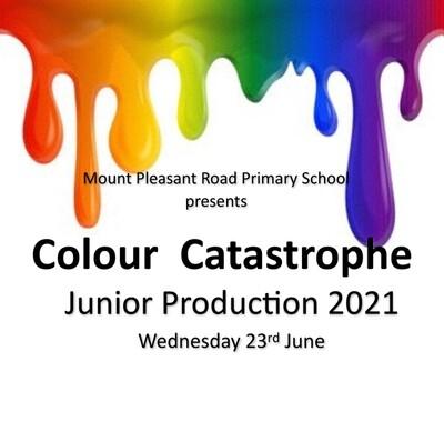 Mount Pleasant Road PS Junior Production 2021
