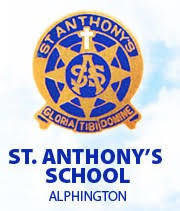 St Anthony's Alphington DVD