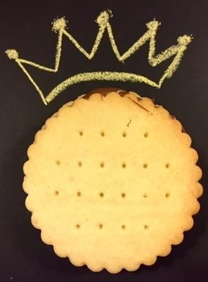 Princess cookies (4 Unidades)