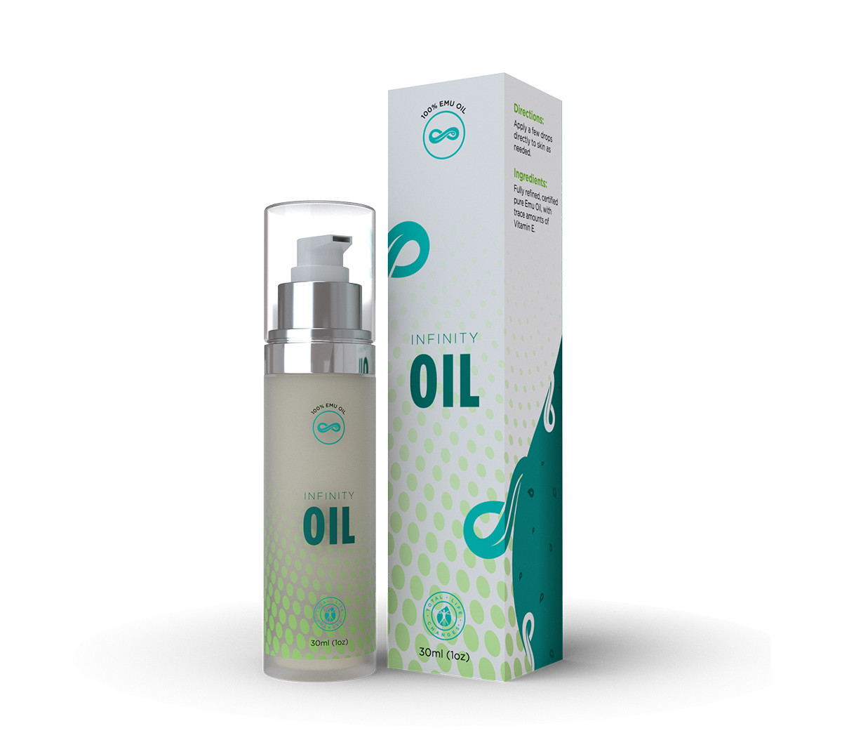 Infinity Emu Oil