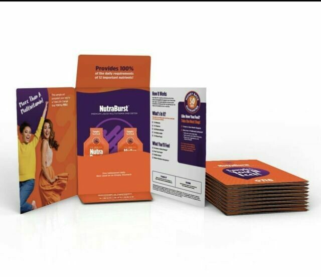 Iaso Nutra Burst Sample Pack