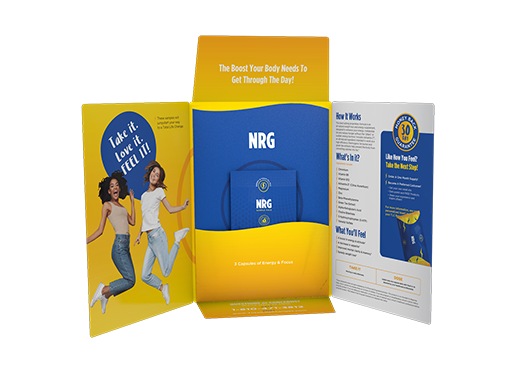 NRG Sample Pack