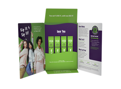 Iaso Tea Instant Sample Pack