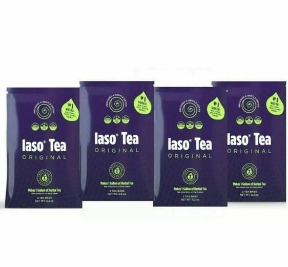 Iaso Tea 4 Pack
