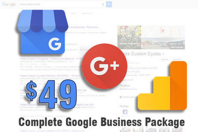 Complete Google Package