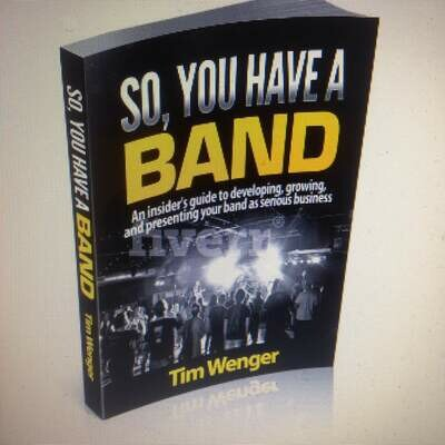 So You Have a Band- PDF