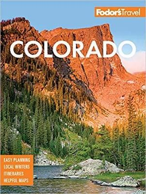 Fodor's 2019 Colorado Guidebook