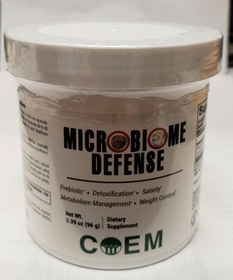 Microbiome Defense