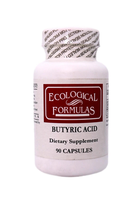 Butyric Acid 250 mg 90 Capsules
