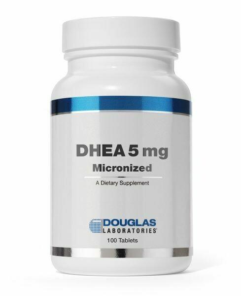 DHEA 5 MG - MICRONIZED