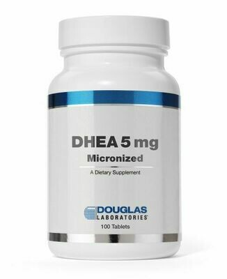 DHEA 5 MG - MICRONIZED