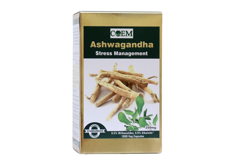 Ashwagandha 350 mg 1000 Caps