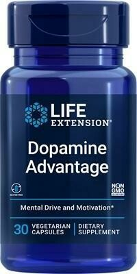 Dopamine Advantage (Adenosylcobalamin) 30 Veg Caps