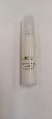 Magnesium Citrate Topical .15 - Sample