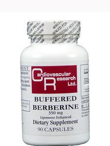 Berberine 350 mg  90 capsules