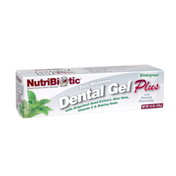 Dental Gel, Whitening 4.5 Oz