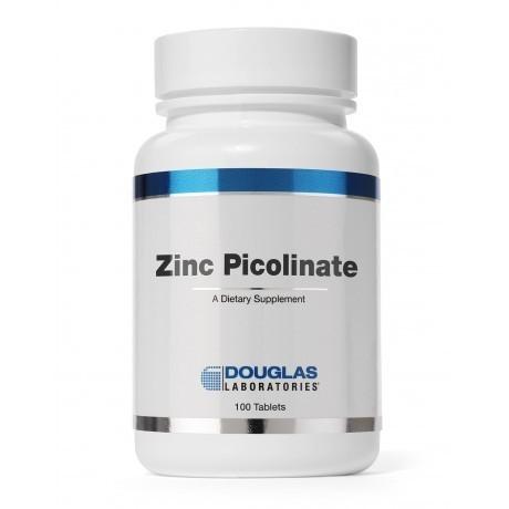 Zinc Picolinate 20mg 100 tablets