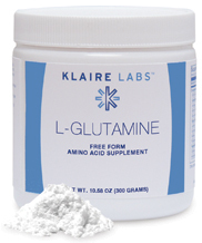 L-Glutamine Powder 10.58 oz