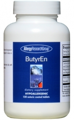 Butyren (Butyric Acid) 100 tablets