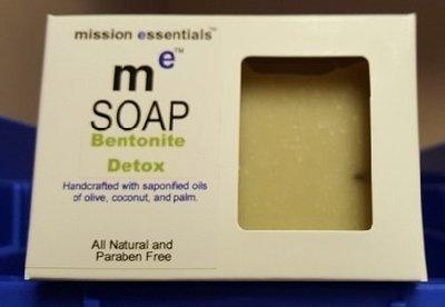 Detox Bentonite Soap