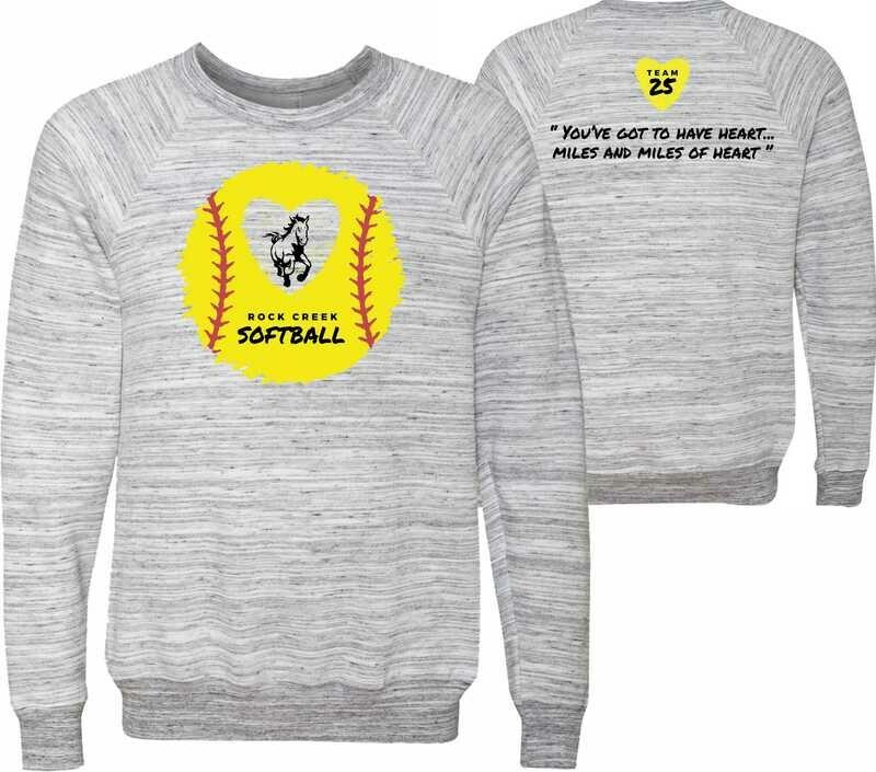 Soft-Cotton Crew Sweatshirt