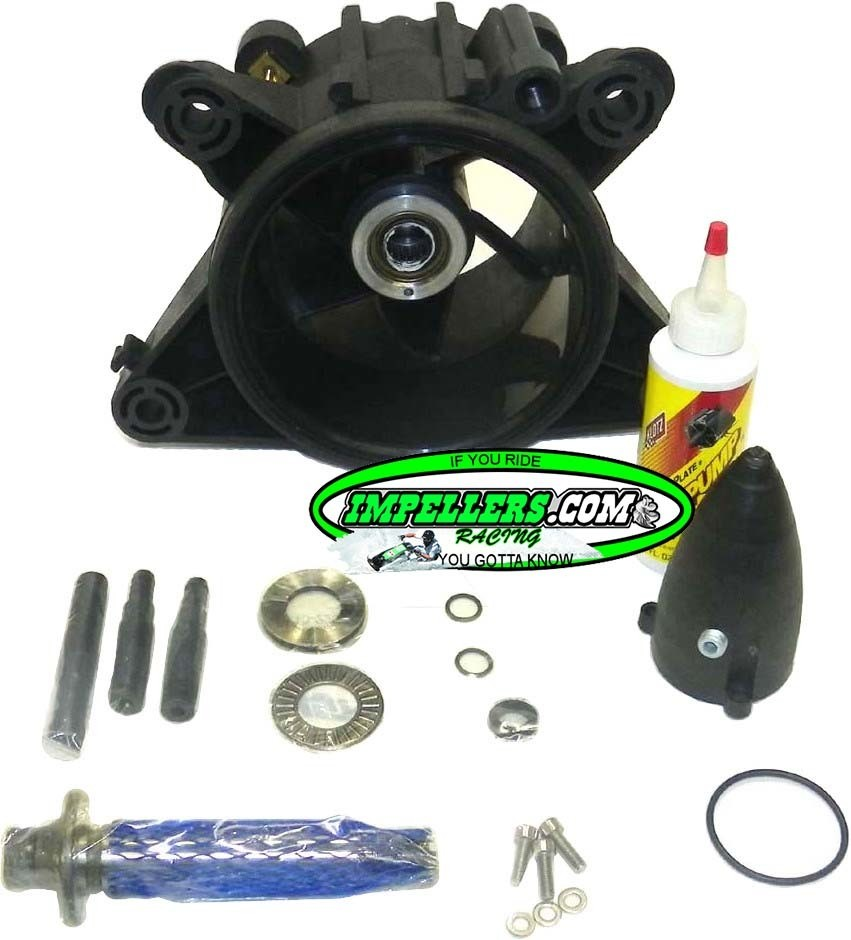 Sea Doo Pump Assembly SeaDoo 580cc 650cc 717/720cc 800cc SP/GT/XP/GTX/GTS/SPX/SPI/GTI/GTS/GS Boat
