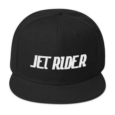 Jet Rider Snapback Hat