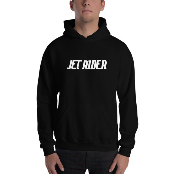 Jet Rider Hooded Sweatshirt