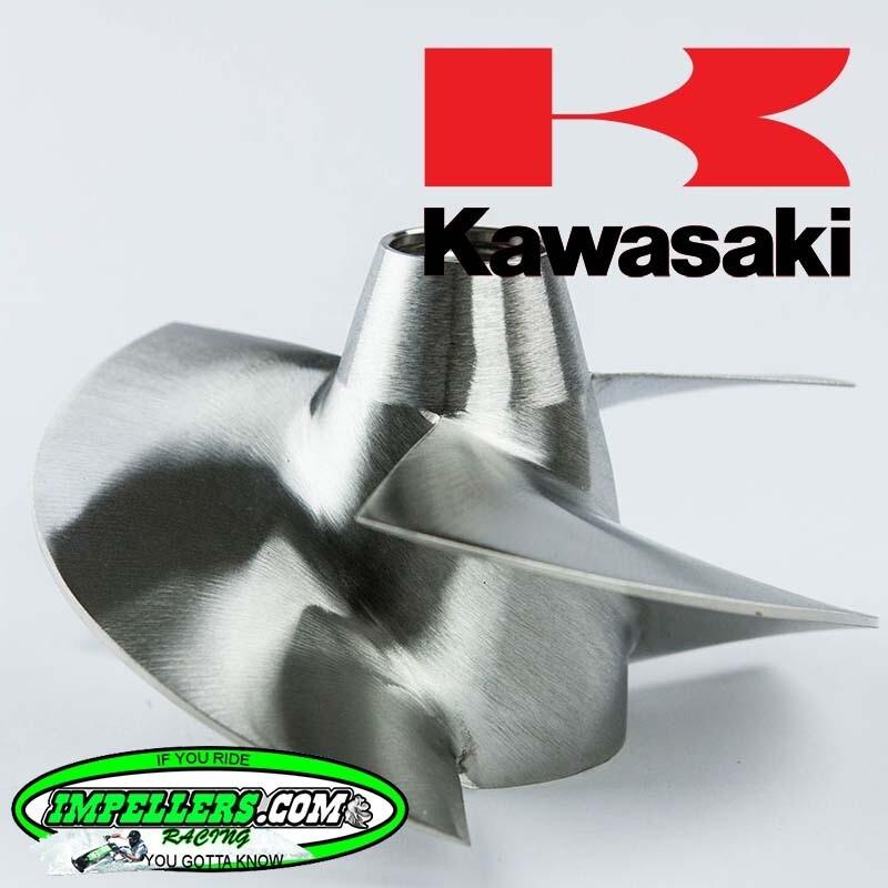 Skat Trak Impeller Kawasaki STX 12-F 13/19 1100 13/19R Swirl