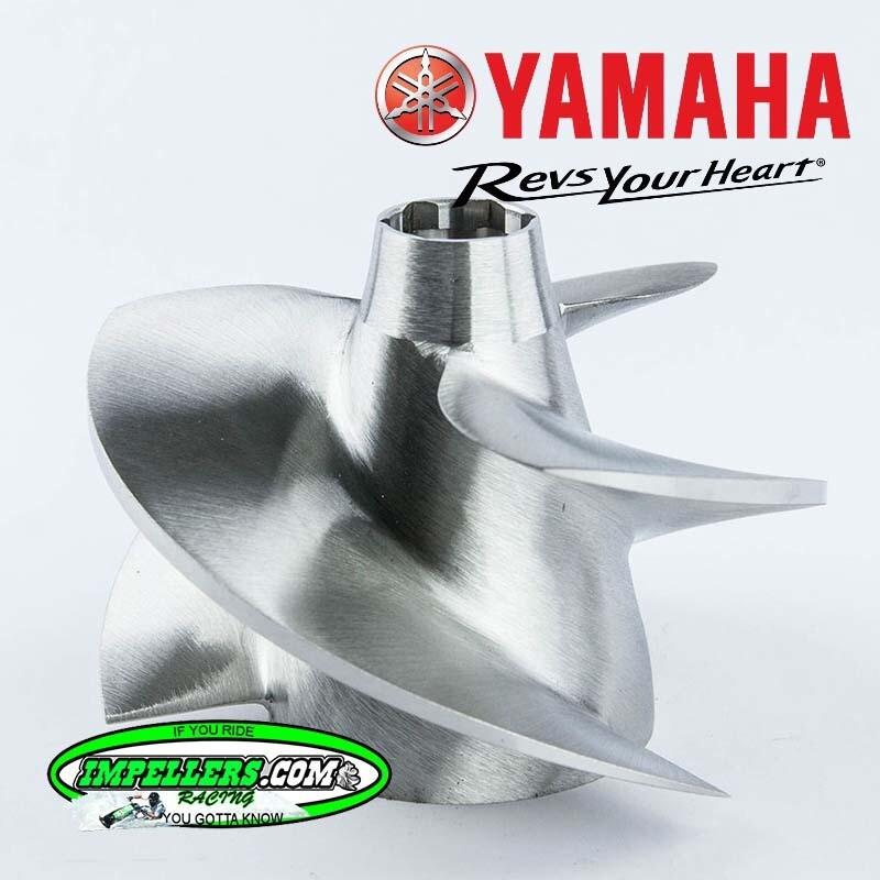 Skat-Trak impeller Yamaha GP 1800 13/21 160-75-25-2 Swirl?