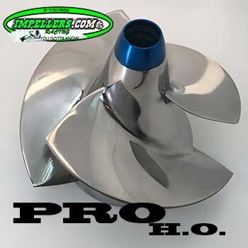 PRO Impeller Chaparral Vortex 250HP SINGLE ENGINE 159mm JetBoat