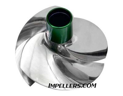 Solas Super Camber Jet Ski Impeller KASCI 13/18 650cc