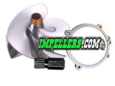 IJS SPEED KIT Impeller/Wedge Jet Ski Impeller STX-15F 04-up