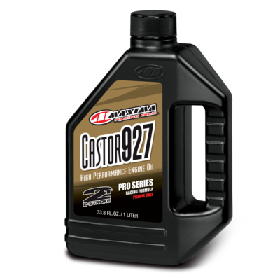 Maxima Castor 927 Oil pre mix ATV UTV Jetski