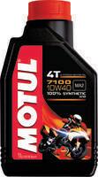 Motul 7100 4T 10W-40 100% synthetic 4-Stroke lubricant ATV UTV Jetski