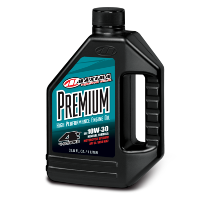 MAXIMA PREMIUM 10W-40 Engine Oil ATV UTV Jetski