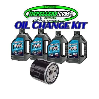 Oil Change Kit Kawasaki Jet Ski 15F 11-19 SX-R 1500 Ultra 250X & 260LX 260X 300LX 300X 310X 310R 310LX Ultra LX 12-18