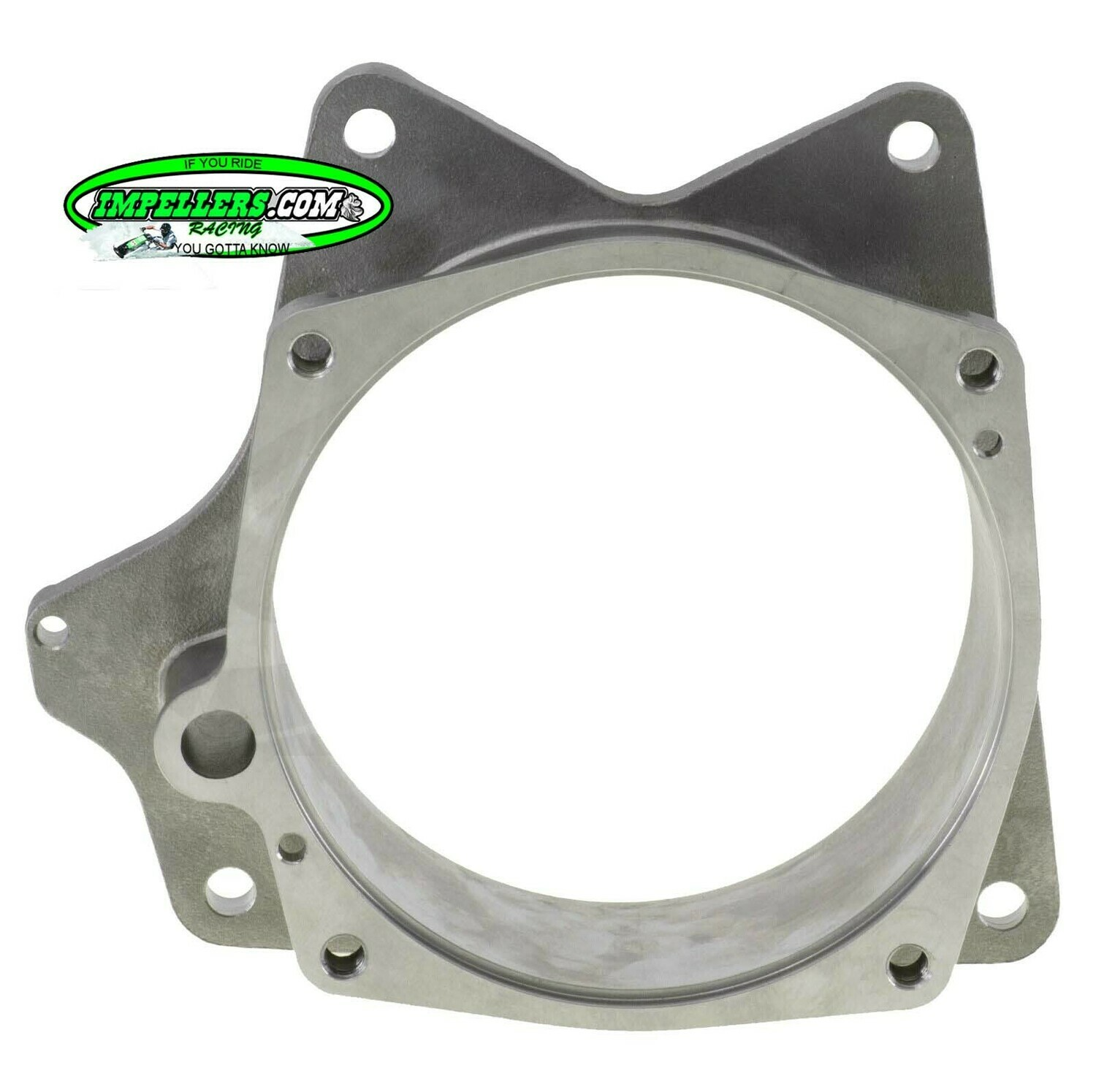 Ultra PRO Stainless Housing 155mm impeller housing solid Stainless Steel Yamaha 4-Stroke & 800/1200/1300 up to 2019