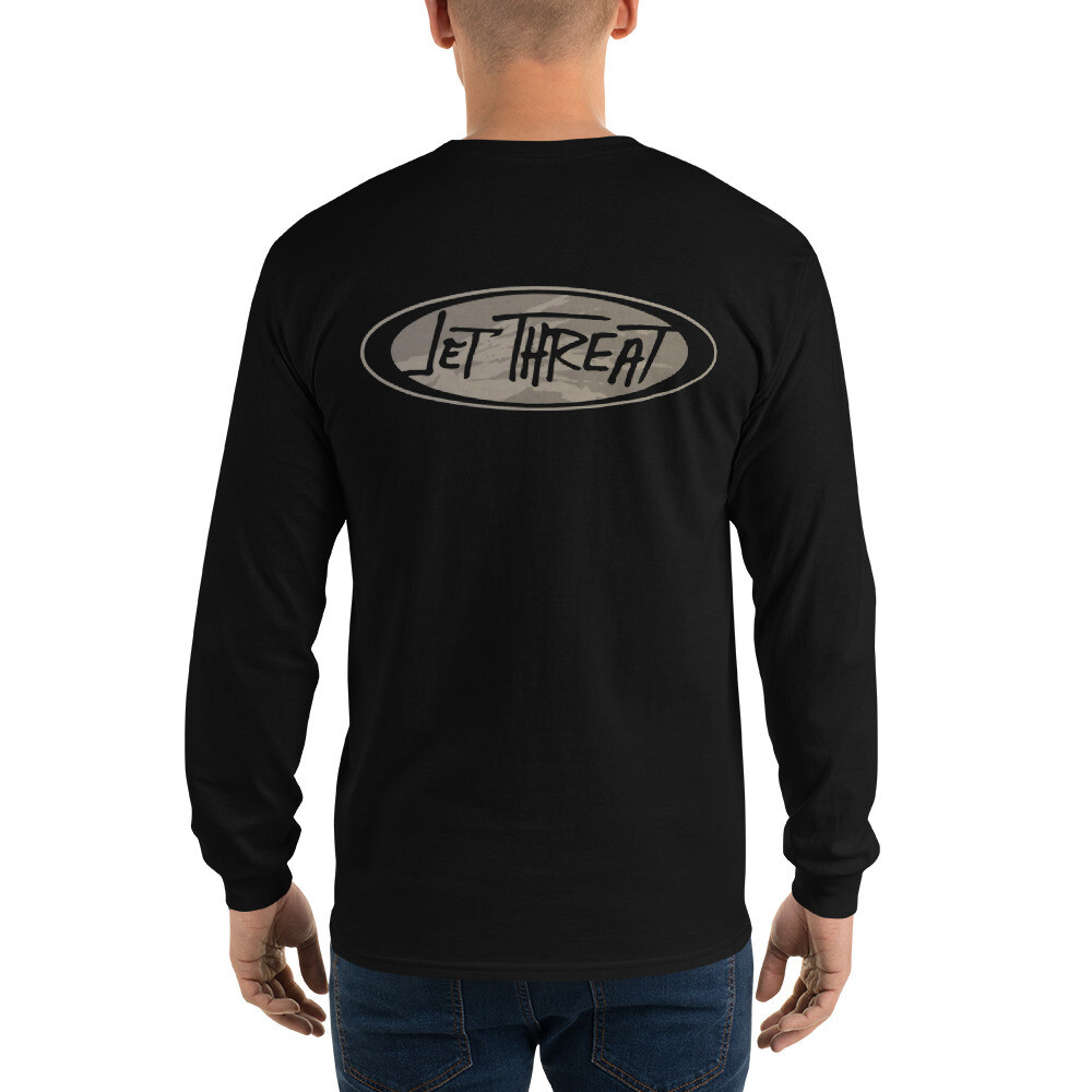 Jet Threat Long Sleeve T-Shirt