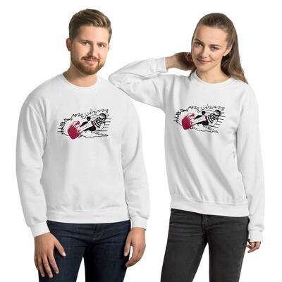 Action Jet Skier Unisex Sweatshirt