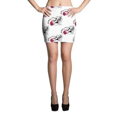 Action Jet Skier Mini Skirt