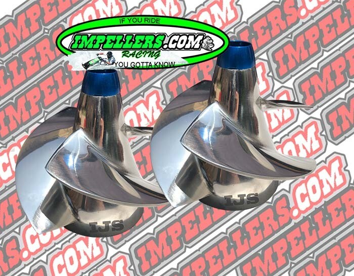 Twin Tune 2x impellers kit Yamaha Exciter 270/220/135